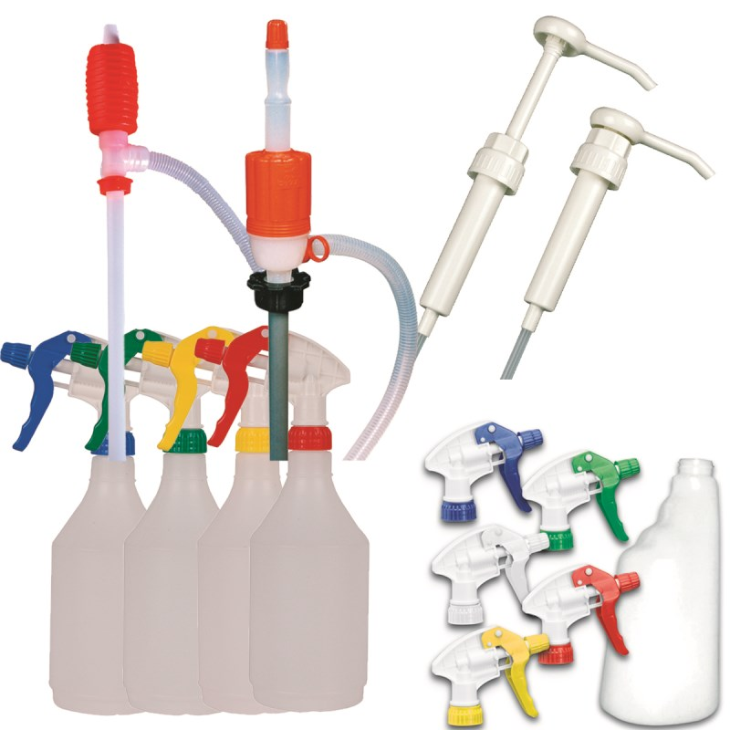 Spray Dispensers & Pumps